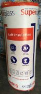 Superglass Multi Roll 44 Loft Insulation